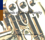 Sounds of Lund University omslag